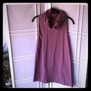Flirty jersey dress